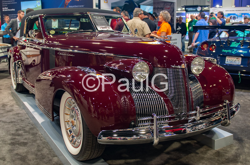 1939 Cadillac Series 60 Special 2-Door Touring Sedan Madame X by Foose