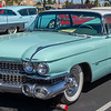 1959 Cadillac Series 62 4-Door 4-Window Sedan