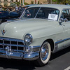 1949 Cadillac Series 62 4-Door Sedan