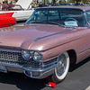 1960 Cadillac Series 62 4-Door 4-Window Sedan