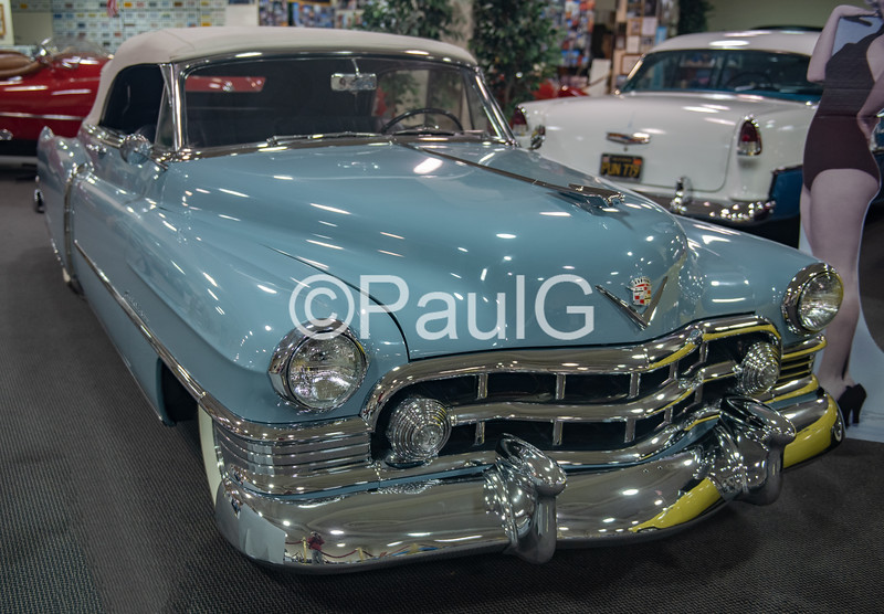 1950 Cadillac Series 62 2-Door Convertible Coupe