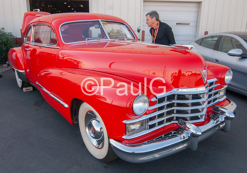 1947 Cadillac Series 62 2-Door Club Coupe