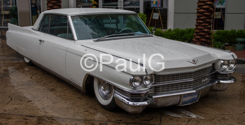 1963 Cadillac Series 62 2-Door Coupe