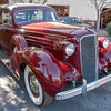 1936 Cadillac Series 85 4-Door Formal Sedan