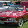 1966 Chevrolet Corvair Corsa Convertible