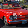1963 Chevrolet Corvair Monza Convertible