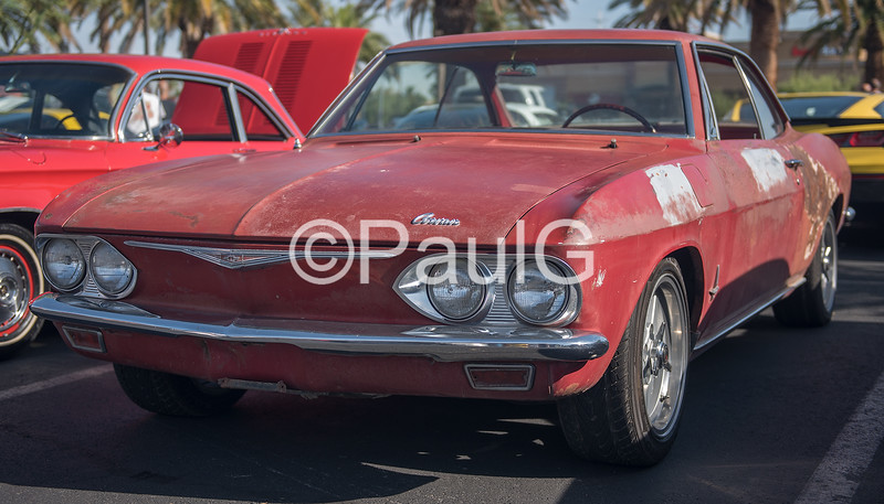 1965 Chevrolet Corvair 110