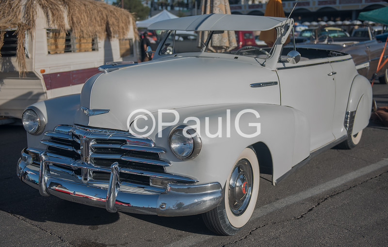 Chevrolet Fleetmaster Convertible
