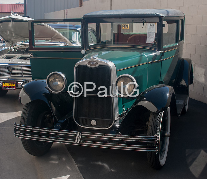1928 Chevrolet National Coach