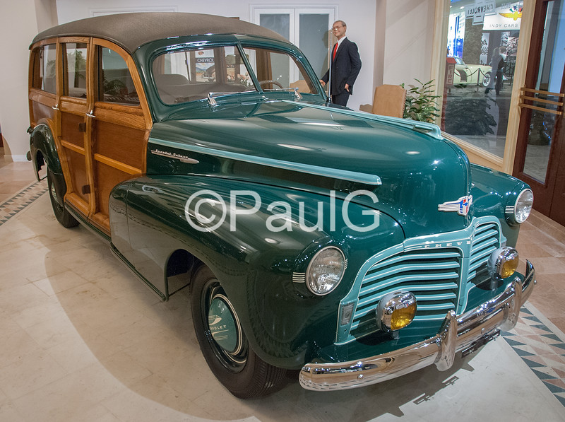 1942 Chevrolet Special Deluxe Station Wagon