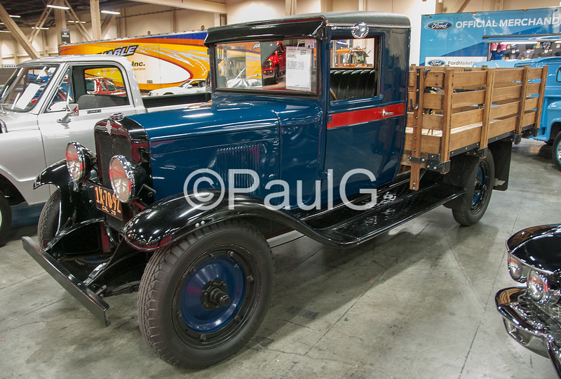 1929 Chevrolet Stakebed Pickup