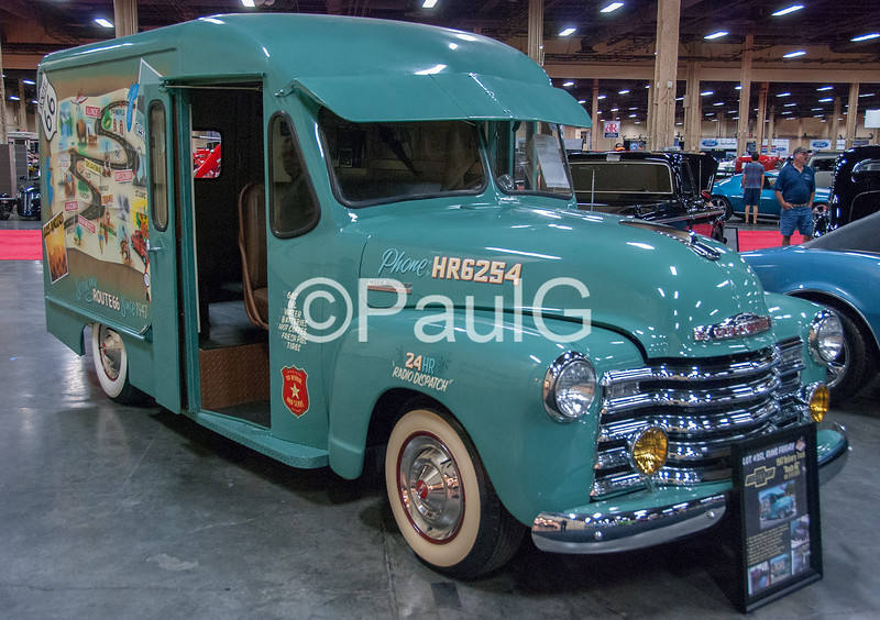 1947 Chevrolet Delivery Truck