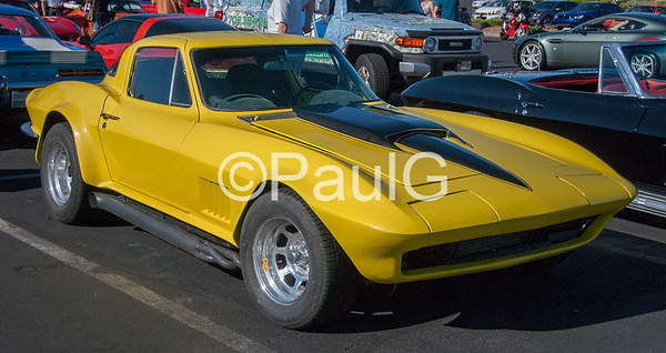 Unknown Year Chevrolet Corvette