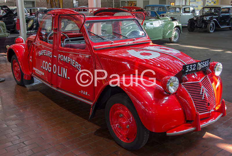 1952 Citroën Cogolin Replica