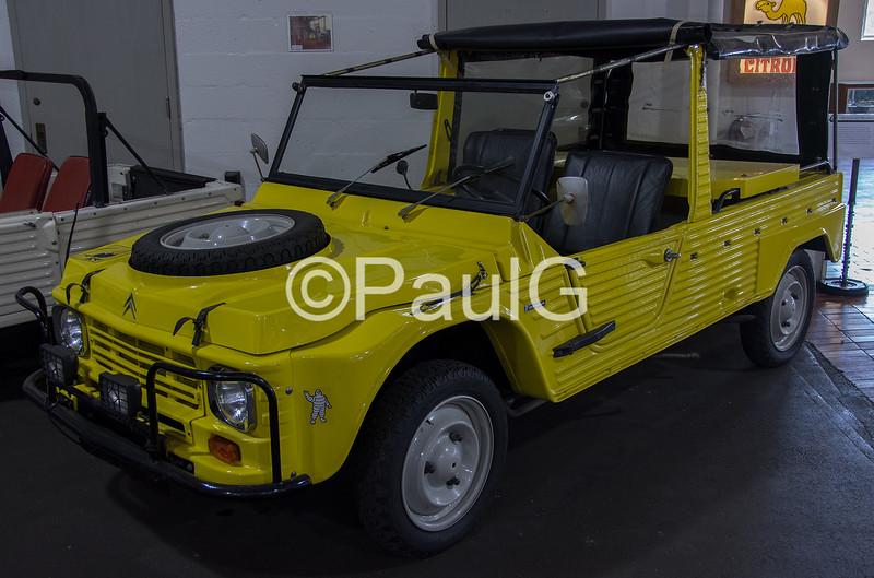 1982 Citroën Mehari 4x4
