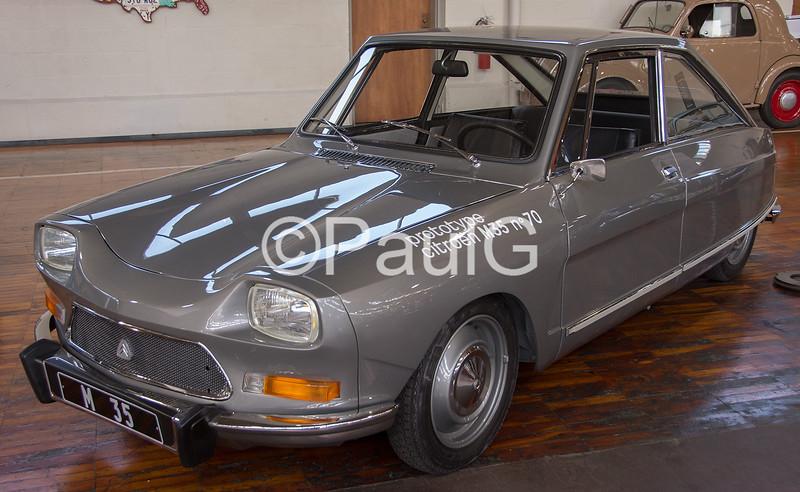 1970 Citroën M-35