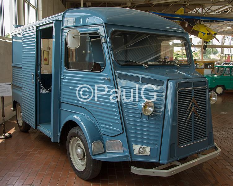 1972 Citroën H-Van