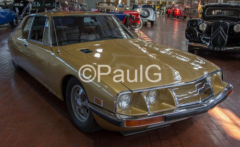 1973 Citroën SM Coupe
