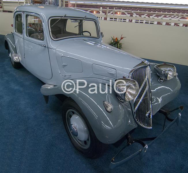 1938 Citroën Traction Avant