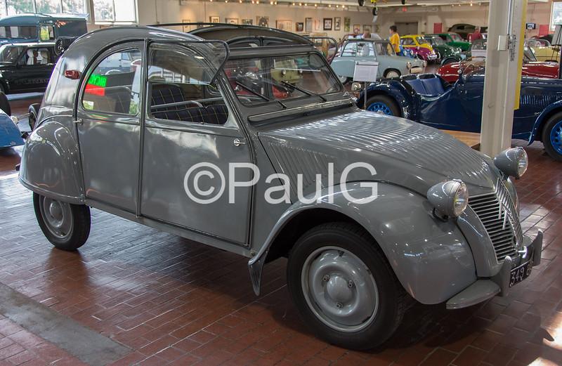 1954 Citroën 2CV