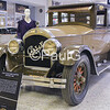 1925 Cole Series 890 Brouette