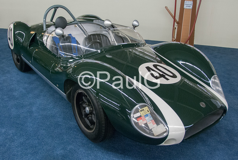 1961 Cooper Monaco Type 57 Mark II Race Car