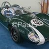 1961 Cooper Monaco Type 57 Mark II Race Car