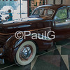 1936 Cord 810 Westchester Sedan