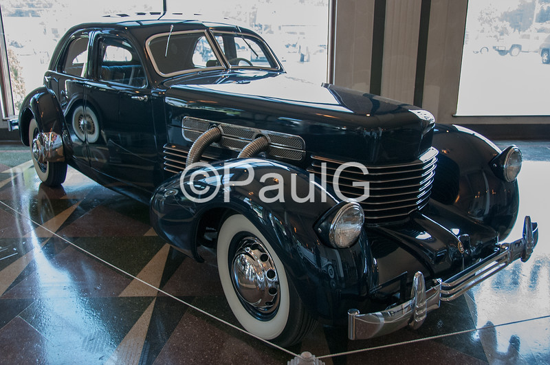 1937 Cord 812 Custom Beverly Supercharged