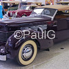 1937 Cord 812 Convertible Phaeton Supercharged