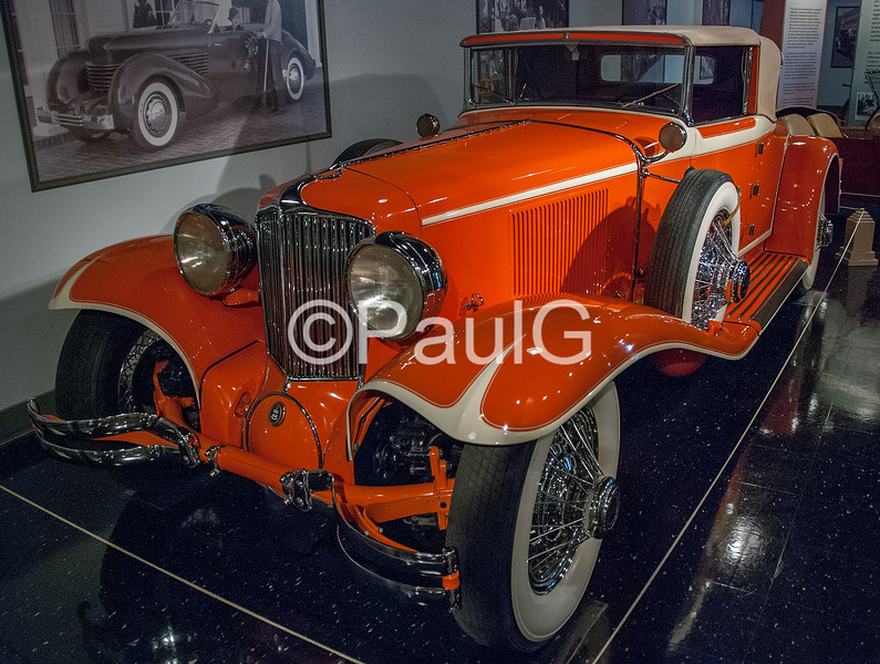 1929 Cord L-29 Cabriolet