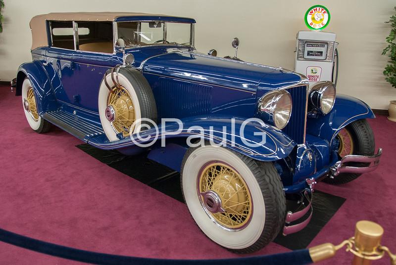 1929 Cord L-29 Convertible Sedan