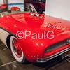 1956 Cosmic Concept Mystery Car