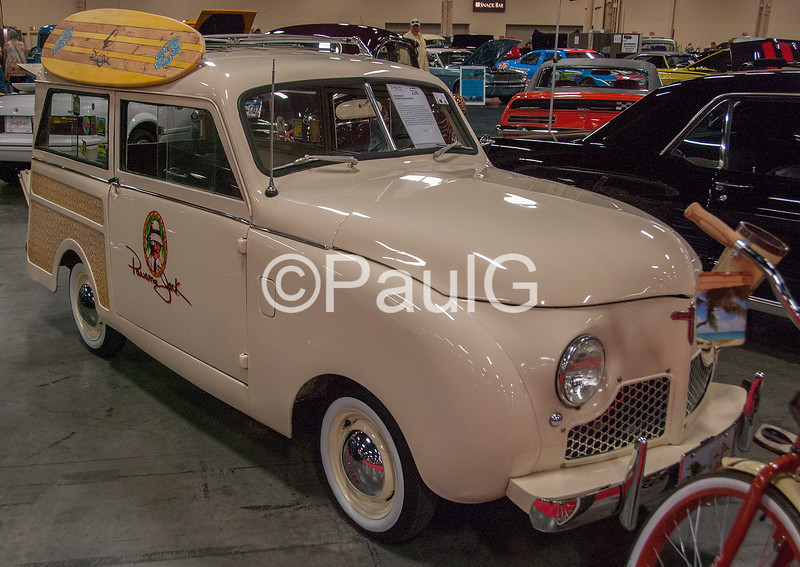 1948 Crosley CC Four Station Wagon