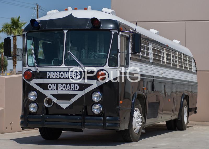 1975 Crown Coach A-855-11 Security Prison Coach