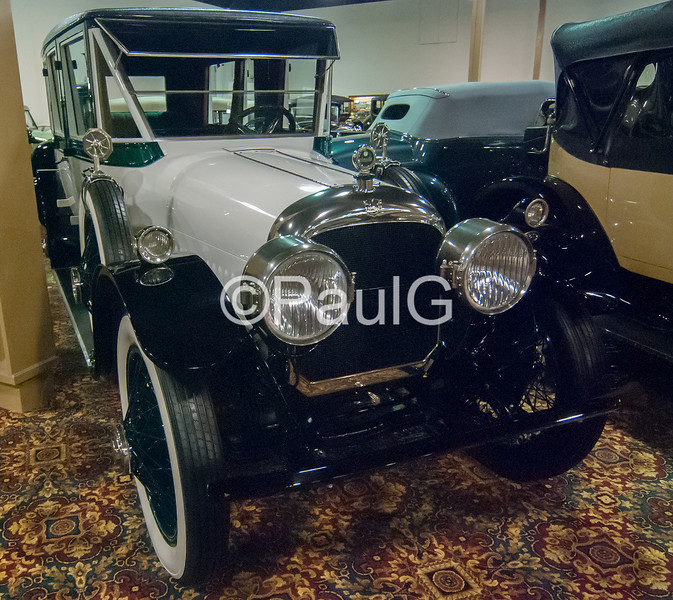 1919 Cunningham Series V-3 Limousine