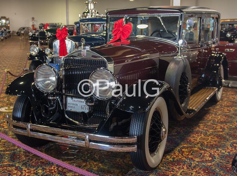 1931 Cunningham Series V-9 Enclosed-Drive Limousine