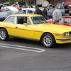 Triumph Stag, sure don't see many of these in the US.