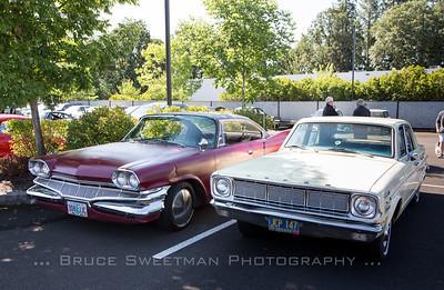 1960 Dodge Dart Seneca, 1966 Dodge Dart