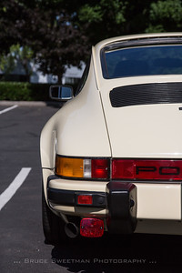 "1979 Porsche 911SC; Paint-to-sample. ""early 911"" Ivory."