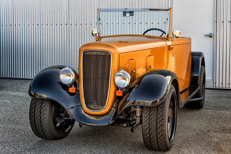 AUSTIN SEVEN OPAL 1934-36 Specification