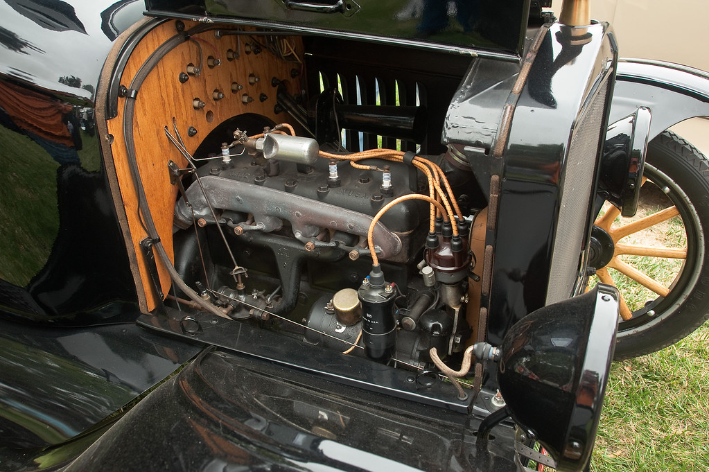 1921 Ford Touring Model T