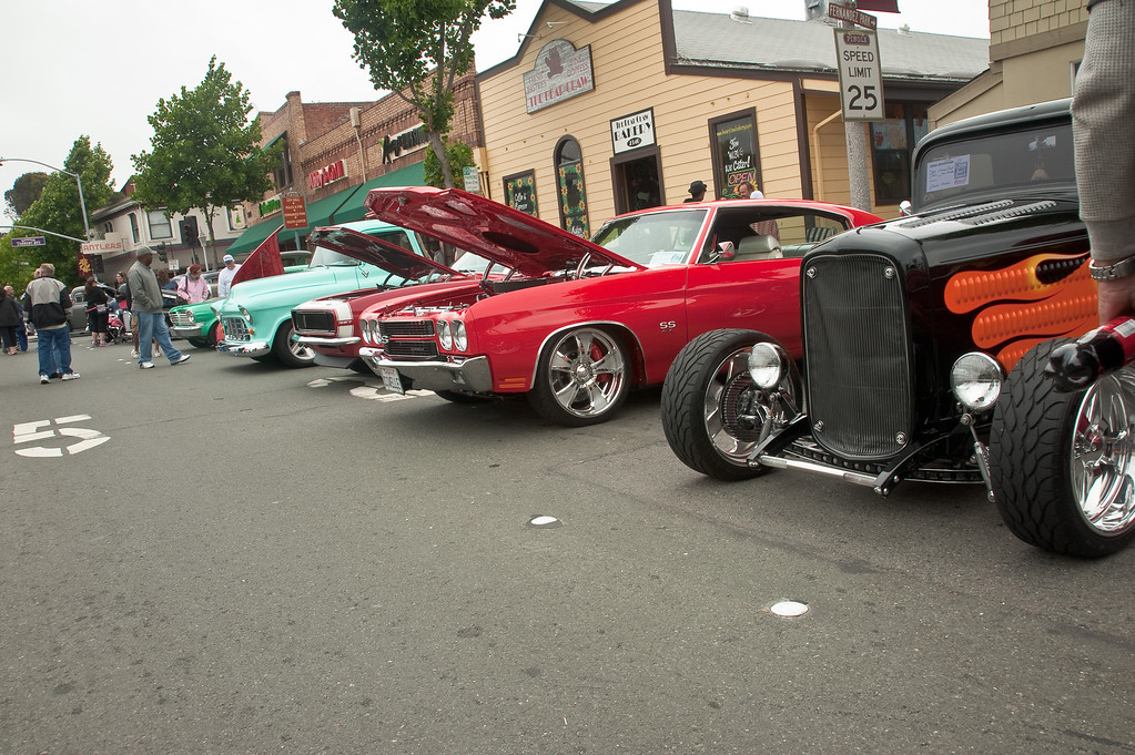 Northern California Cruisers Classic Car Club, 23rd Cruisin' in the Sun Classic Car Show