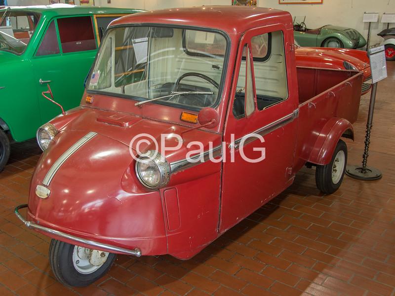 1969 Daihatsu Trimobile