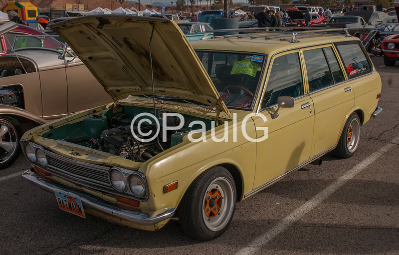 1972 Datsun 510 Station Wagon