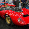 1965 De Tomaso P70 Can Am Race Car