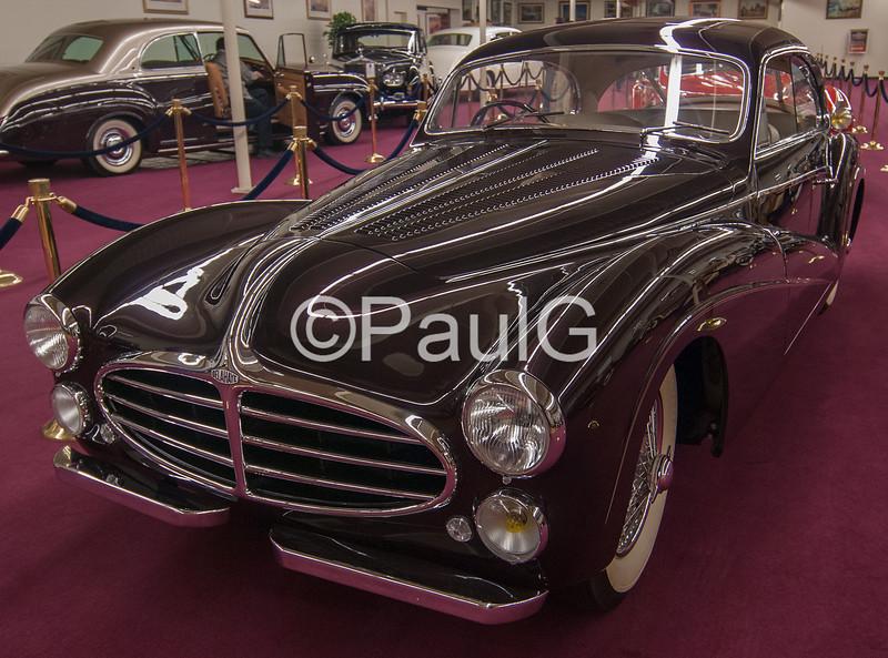 1953 Delahaye 235 Saoutchik Coupe
