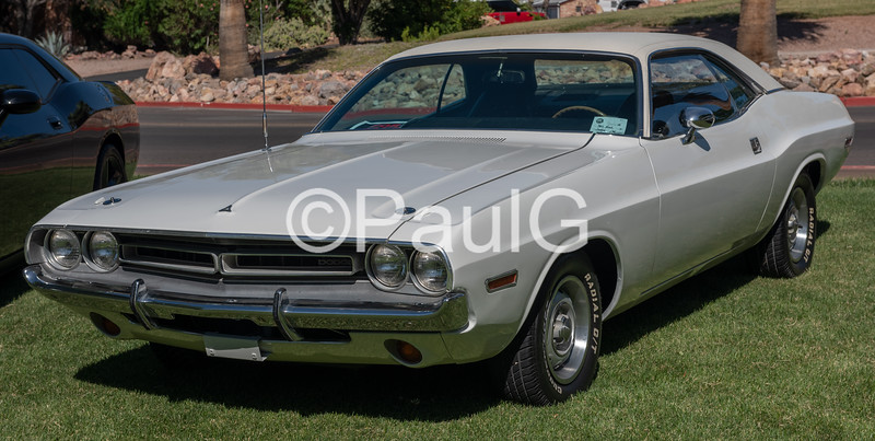 1971 Dodge Challenger 2-Door Hardtop