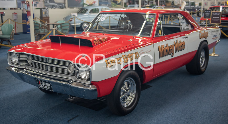 1968 Dodge Dart Super Stock 2-Door Hardtop