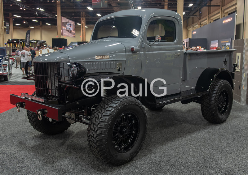 1941 Dodge Power Wagon Pickup